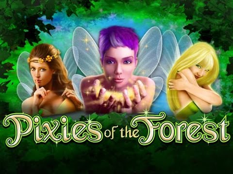 Pixies Of The Forest Pokie