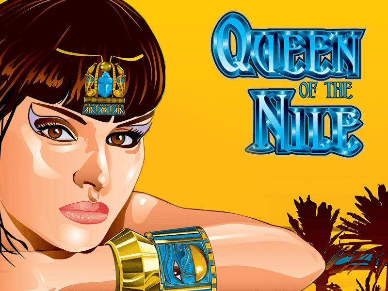 Queen of the Nile pokie